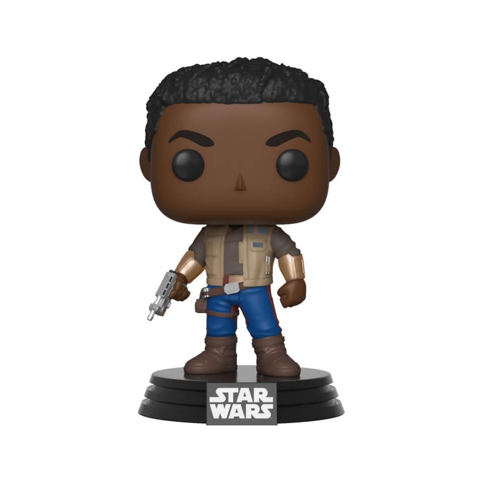 Star Wars The Rise Of Skywalker Finn Funko Pop Vinyl Pop In A Box Us