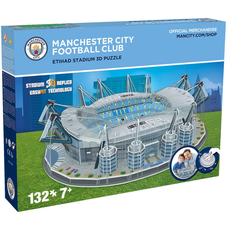3D Puzzle Football Stadium Etihad Stadium