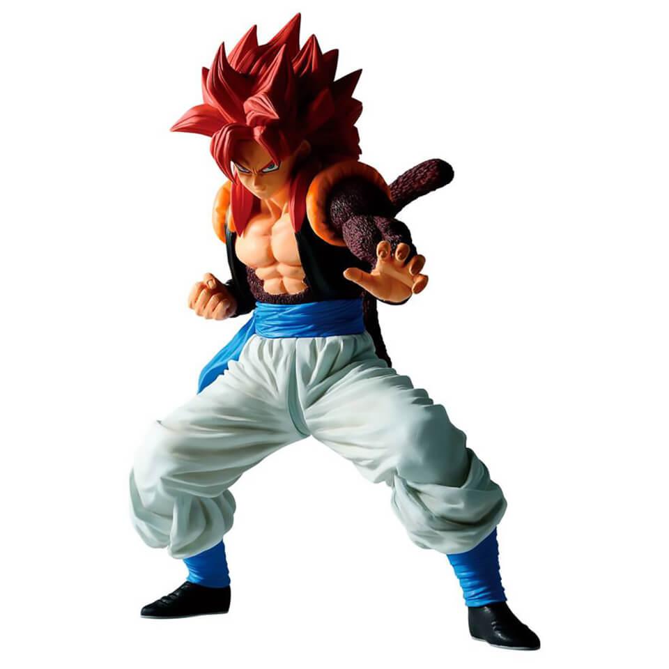 Bandai Ichibansho Dragon Ball Heroes Ichibansho PVC Statue Gogeta GT (Super Saiyan 4) 22 cm