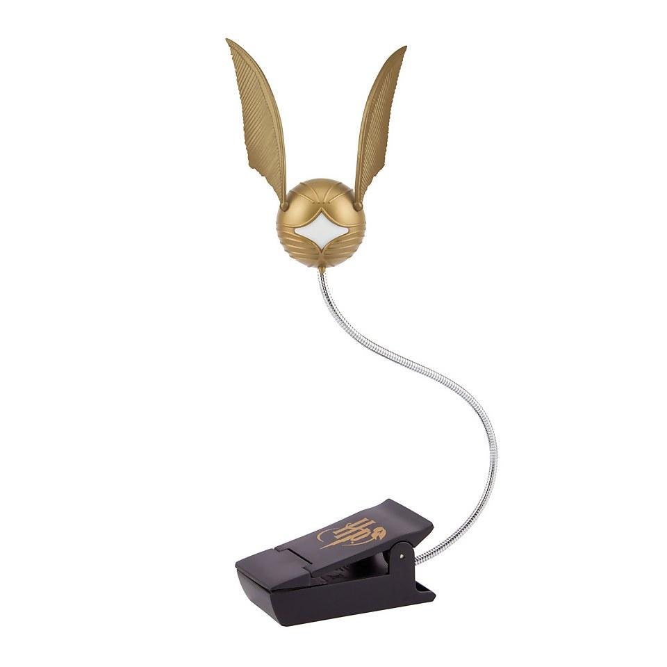 Nützlichfanartikel - Harry Potter Golden Snitch Lumi Clip - Onlineshop Sowas Will Ich Auch