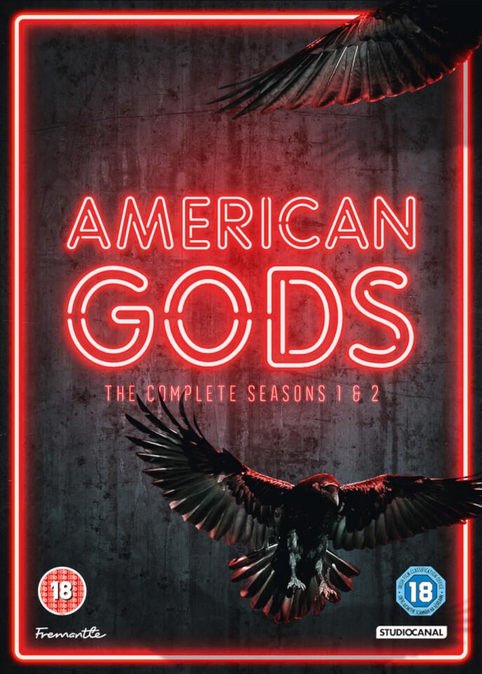 American Gods Season 1 & 2