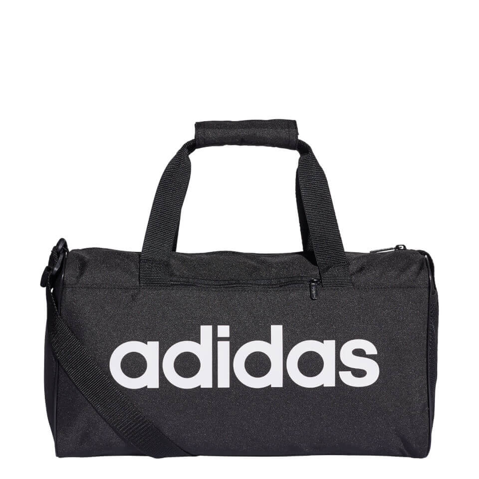 adidas Linear Core Duffle Bag - XS - Black | Travel bags
