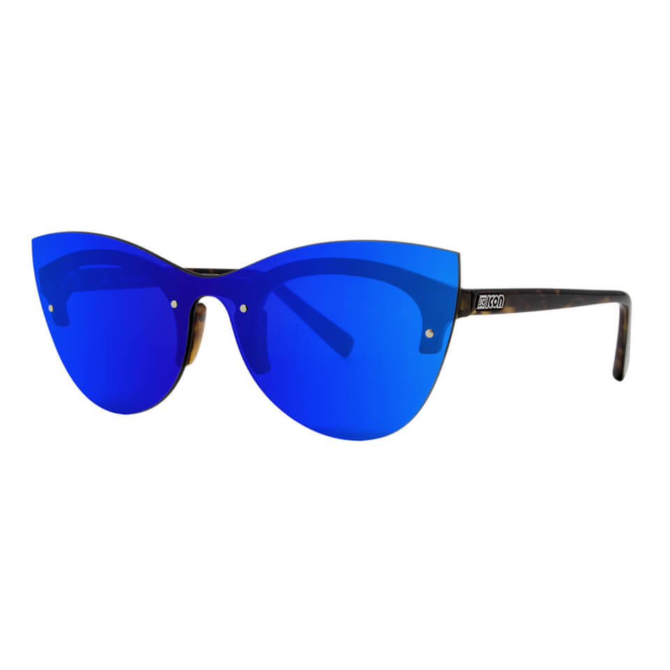 Scicon Phantom Sunglasses Blue Multimirror Lens - Demi Gloss Frame | item_misc