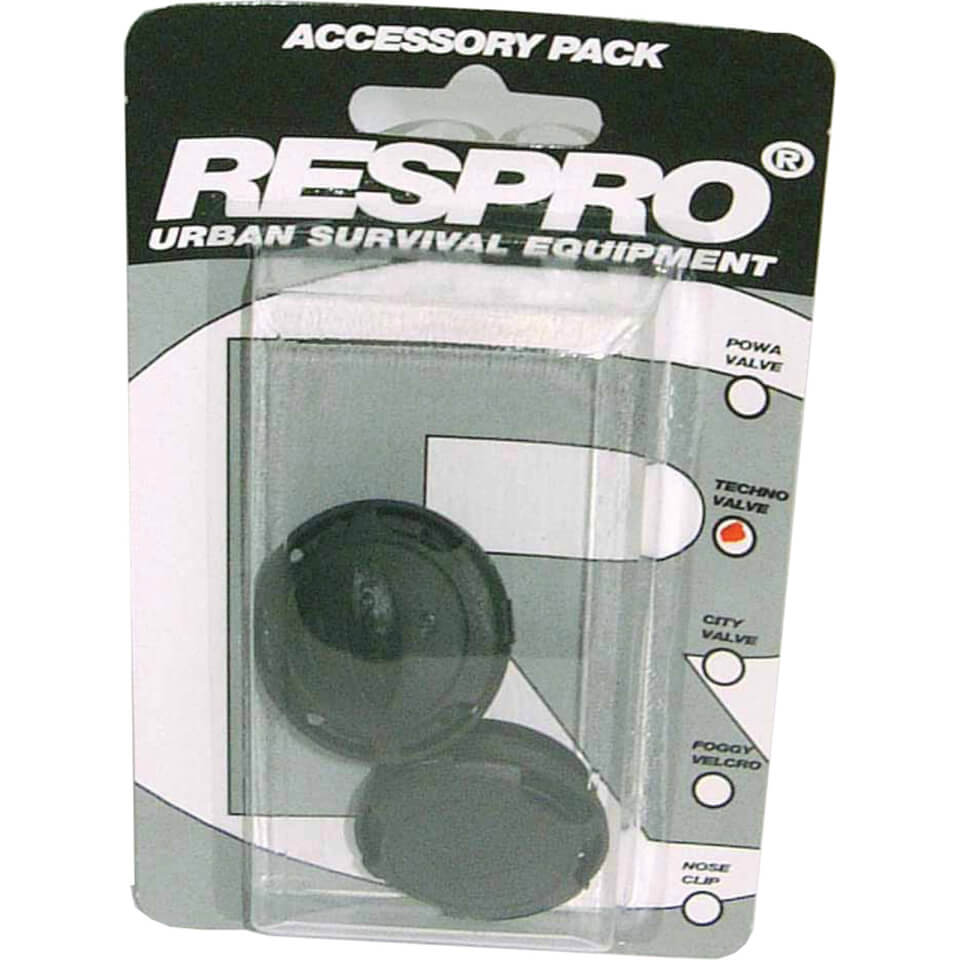 Respro Techno / City Valves - Pack Of 2 | Ventiler