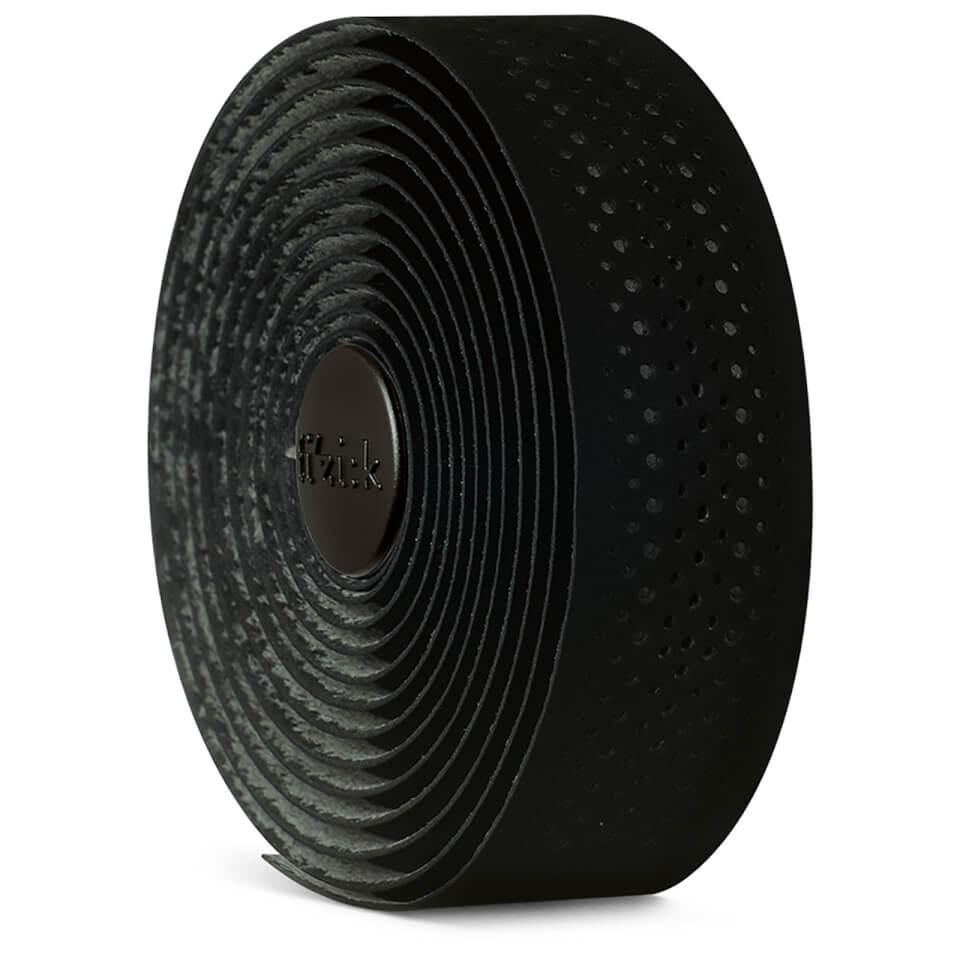 Fizik Tempo Microtex Bondcush Soft Handlebar Tape - Black | Bar tape