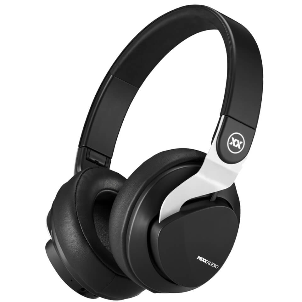MIXX JX2 Kabbellose Kopfhörer – Schwarz