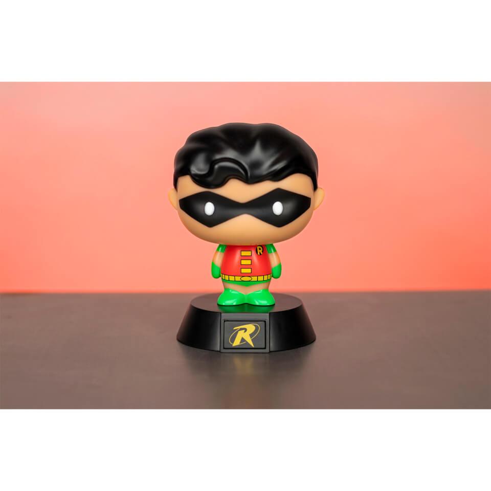 Nützlichfanartikel - DC Comics Robin Icon Light - Onlineshop Sowas Will Ich Auch