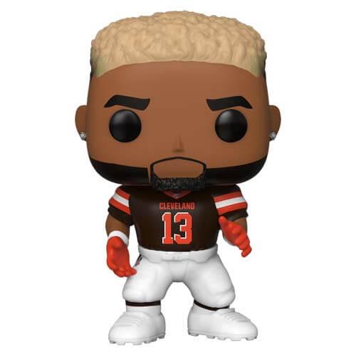 NFL Browns Odell Beckham Jr. Pop! Vinyl Figur