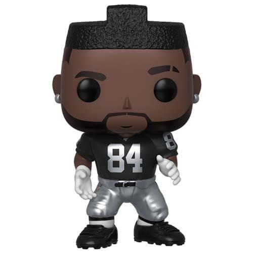 NFL Raiders Antonio Brown Pop! Vinyl Figur