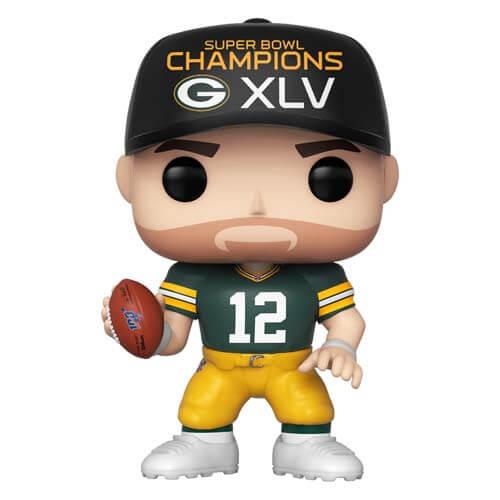 NFL Packers Aaron Rodgers Pop! Vinyl Figur