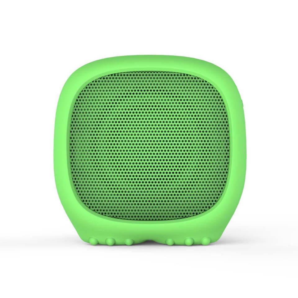 Kitsound Boogie Buddy Kids Portable Bluetooth Speaker Dinosaur