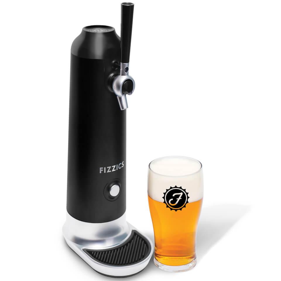 Fizzics Draftpour Beer Dispenser Carbon