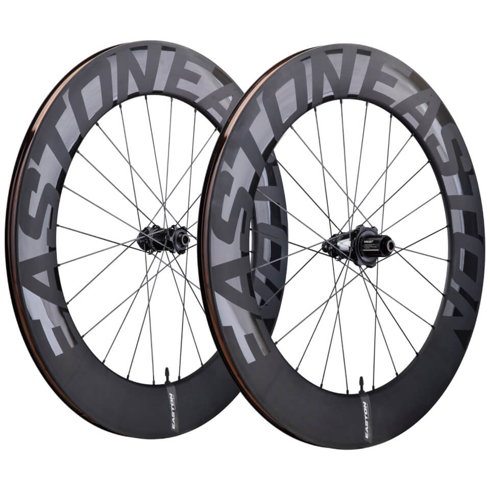 Easton EC90 AERO85 Carbon Clincher Disc Front Wheel | Front wheel