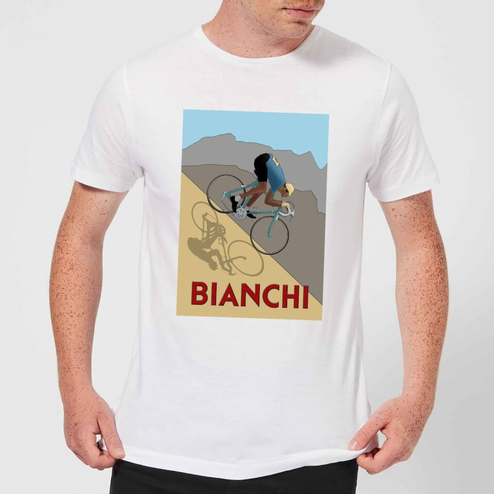Mark Fairhurst Bianchi Men's T-Shirt - White | Trøjer