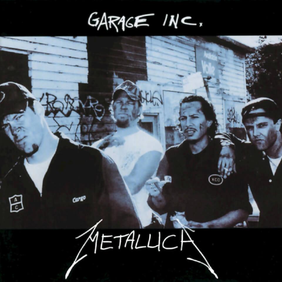 Metallica - Garage Inc - 3xLP