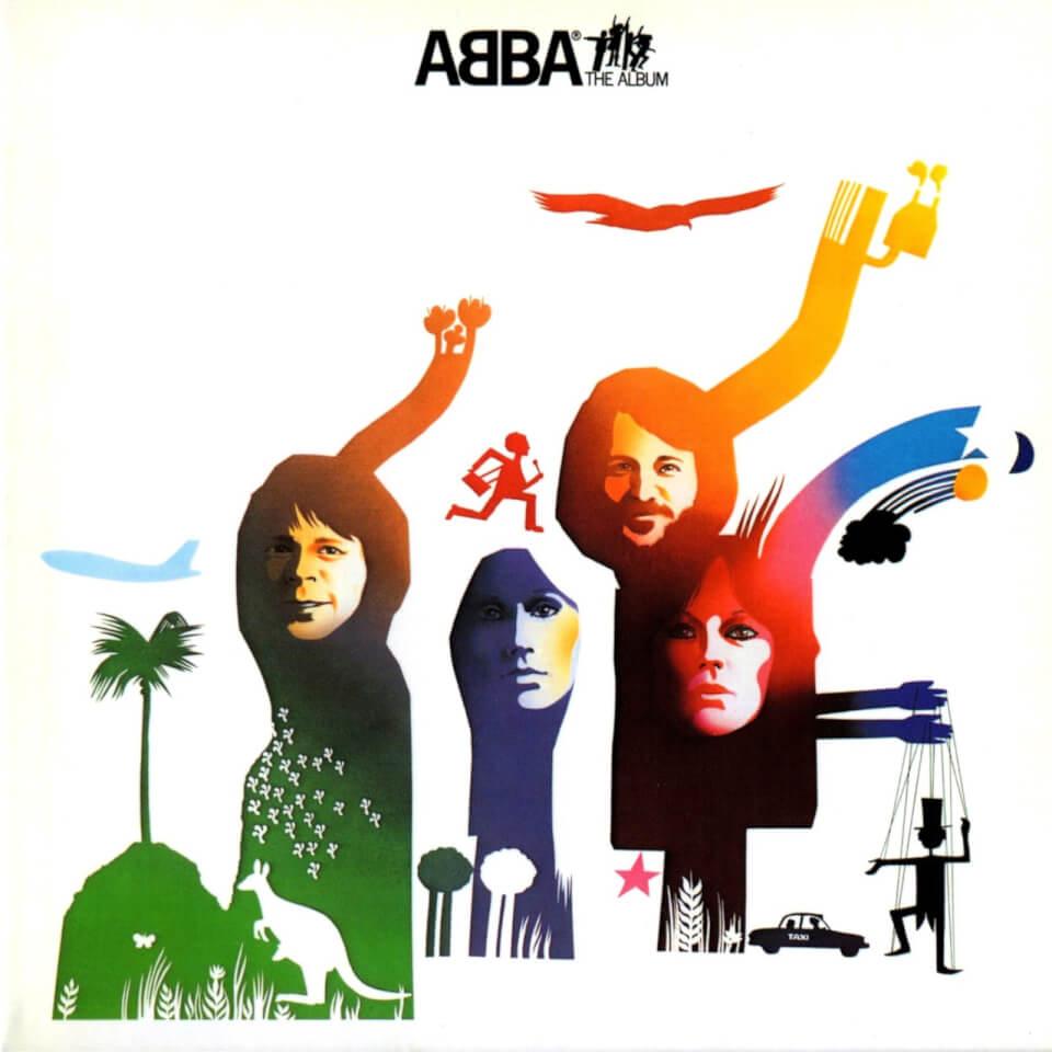 Abba - ABBA - The Album LP