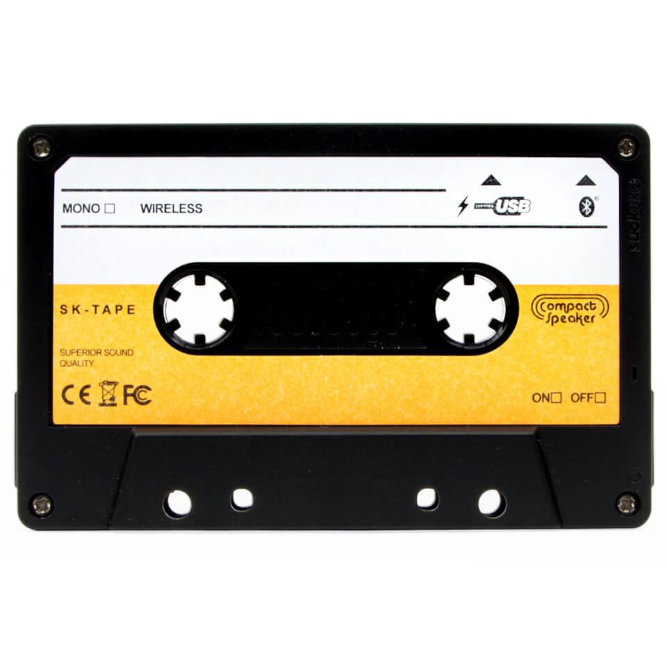 Ausgefallengadgets - Kassette Lautsprecher - Onlineshop Sowas Will Ich Auch
