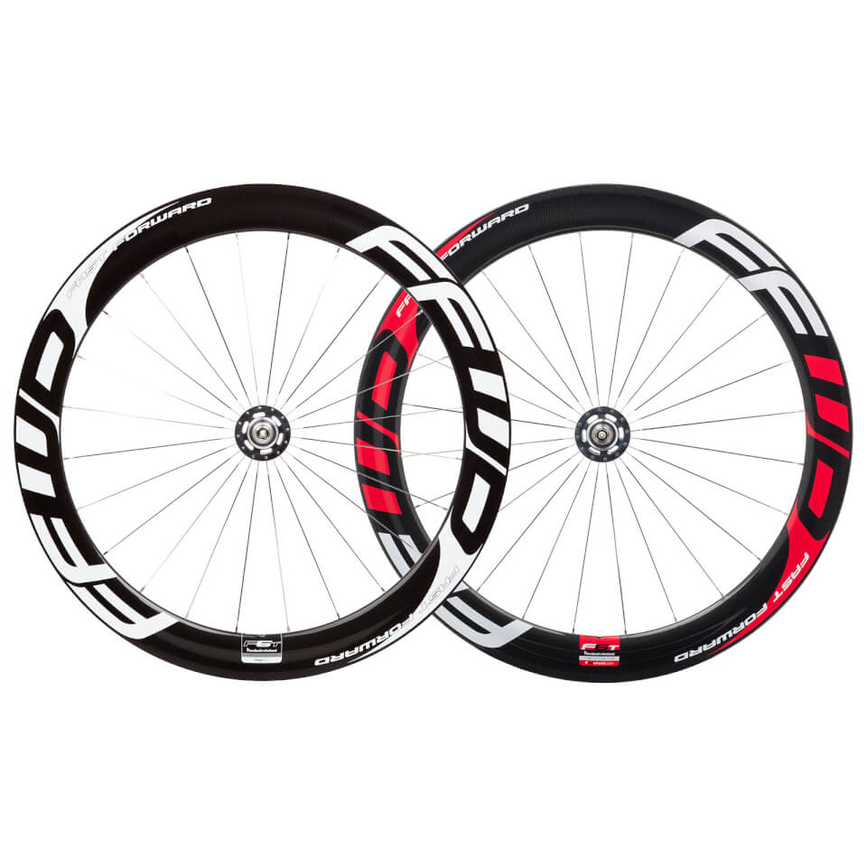 Fast Forward F6T Track Front Tubular Wheel | Wheelset