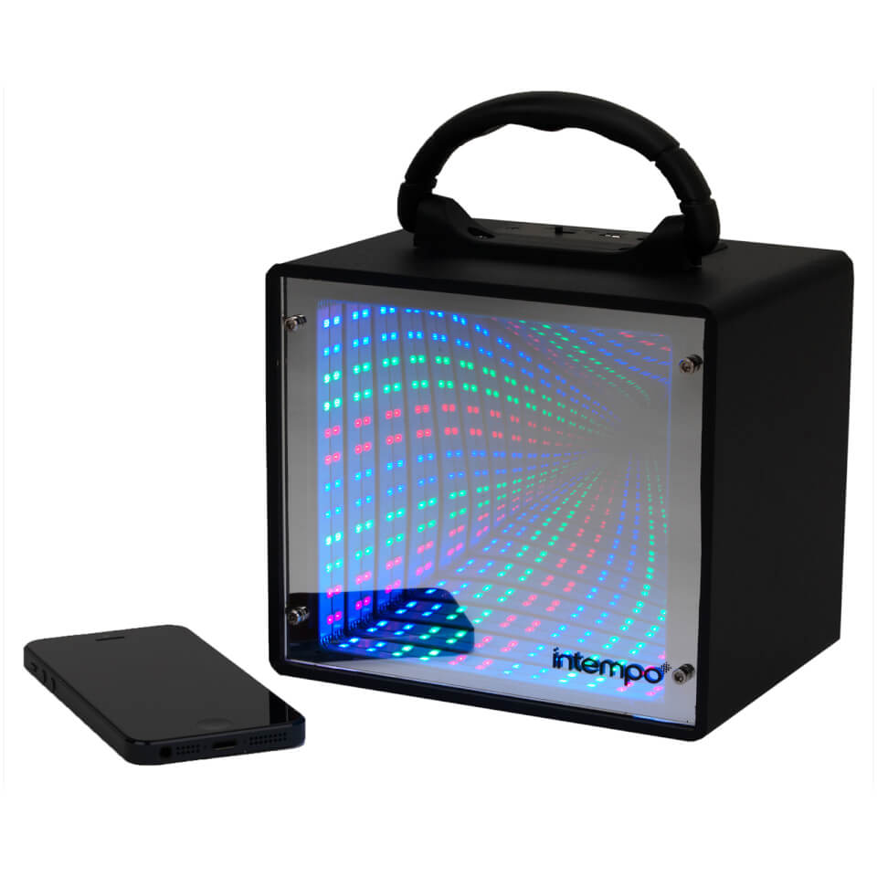 Intempo BT Mirror Speaker Tunnel Light