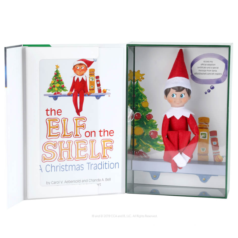 - The Elf on the Shelf – A Christmas Tradition (Junge) - Onlineshop Sowas Will Ich Auch