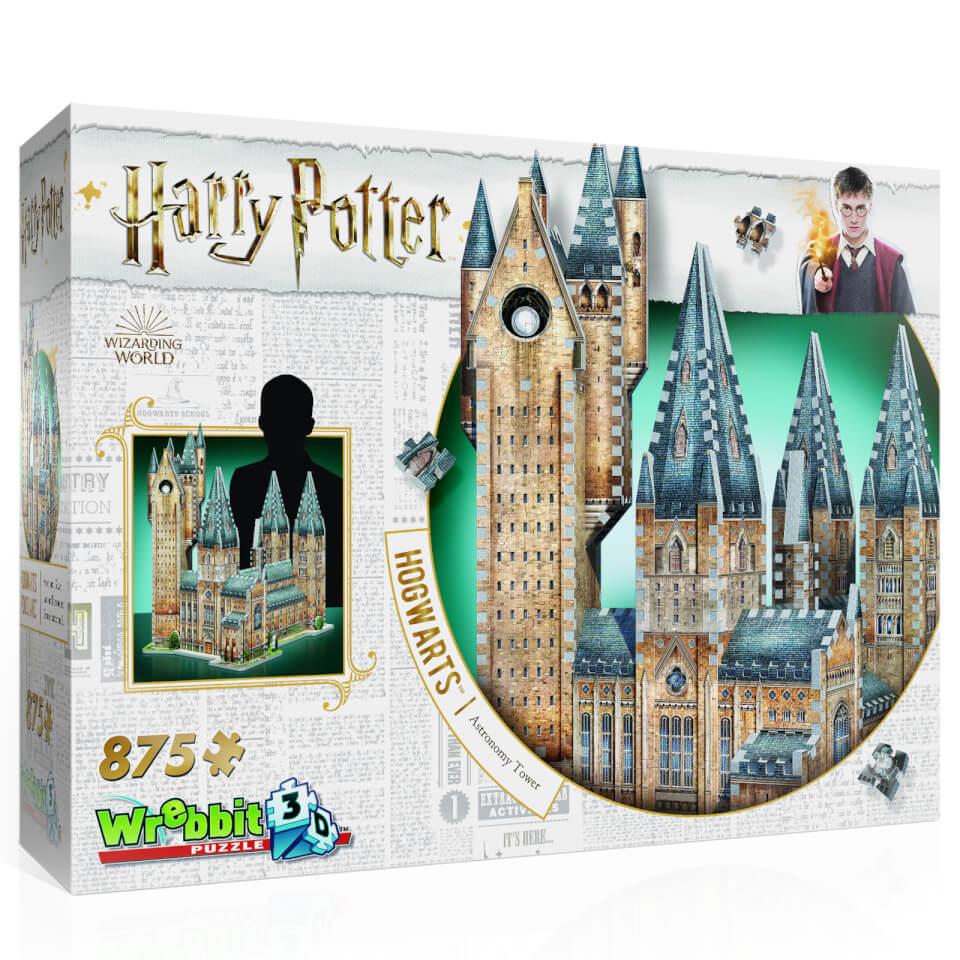 Harry Potter Astronomieturm 3D Puzzle (875 Stücke)