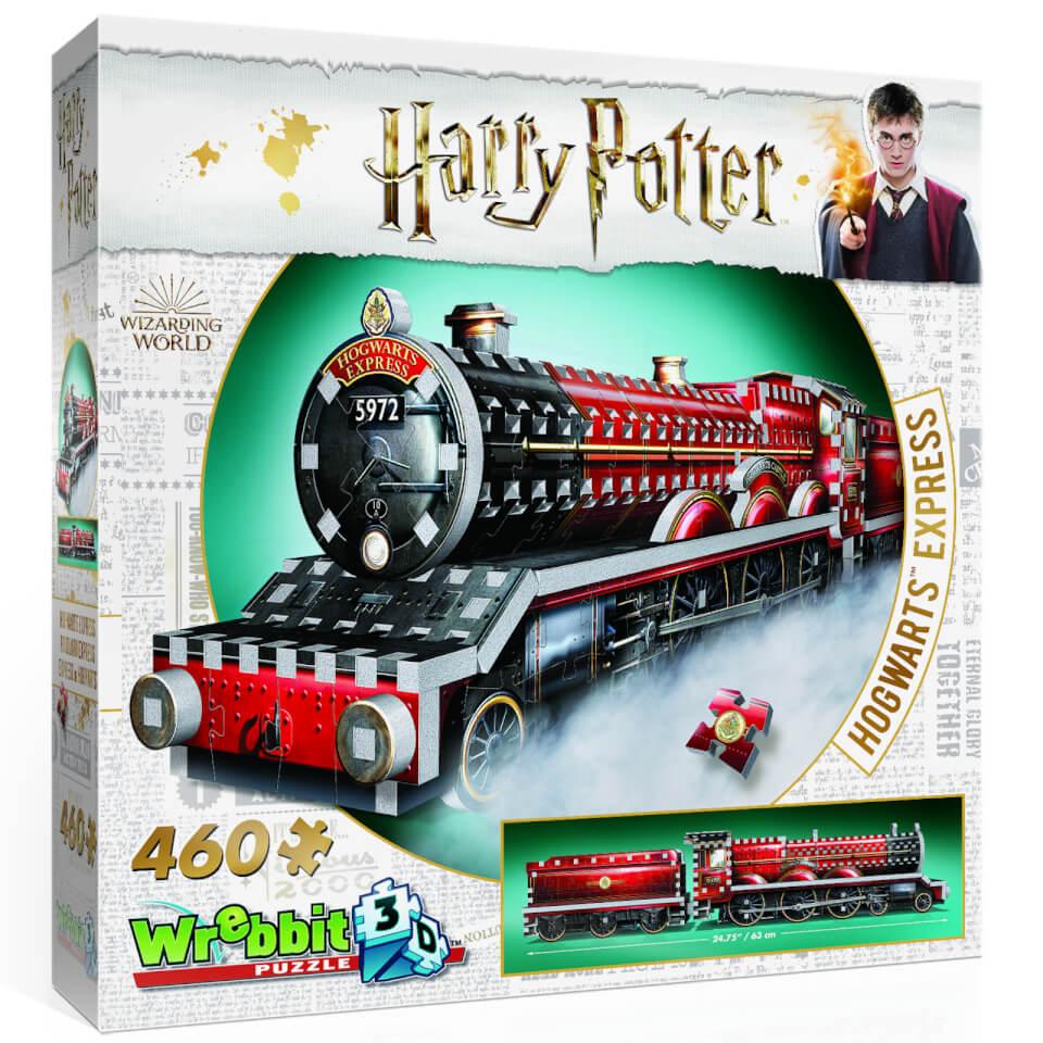 Harry Potter Hogwarts Express 3D Puzzle (460 Pieces)