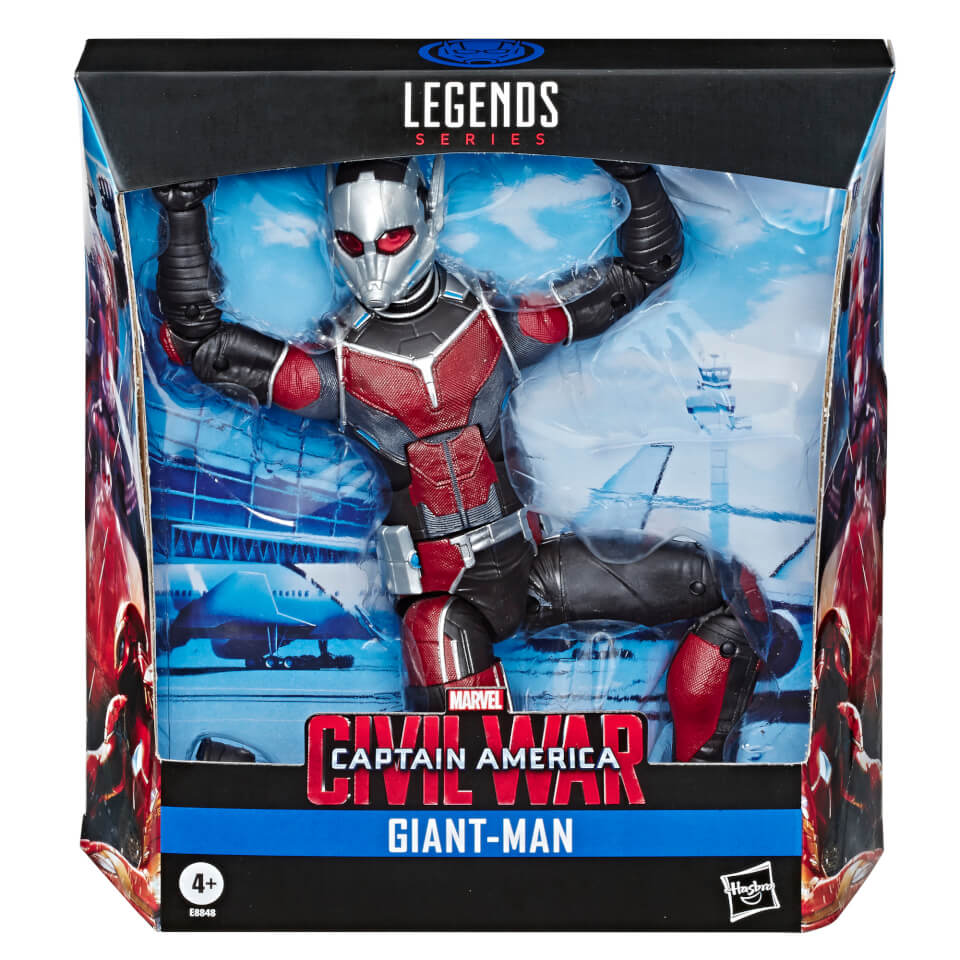 Hasbro Marvel Legends Series 6-Inch Scale Collectible Action Figure Giant-Man
