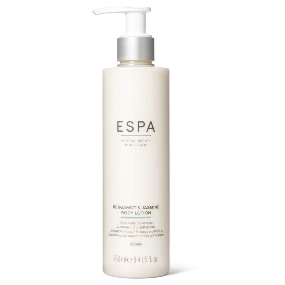 ESPA Bergamot & Jasmine Body Lotion | ESPA