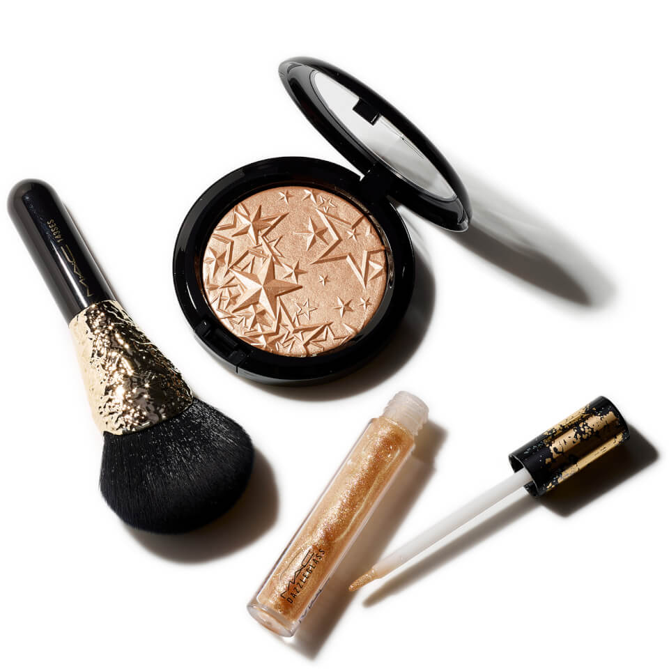 MAC Sprinkle of Shine Kit – Gold (Worth £67.06)