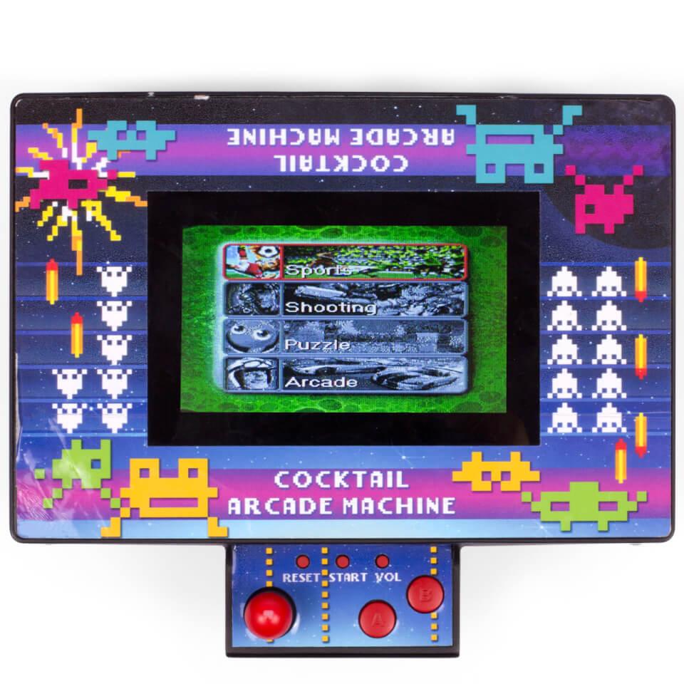 Ausgefallengadgets - Retro Tabletop Arcade Machine - Onlineshop Sowas Will Ich Auch