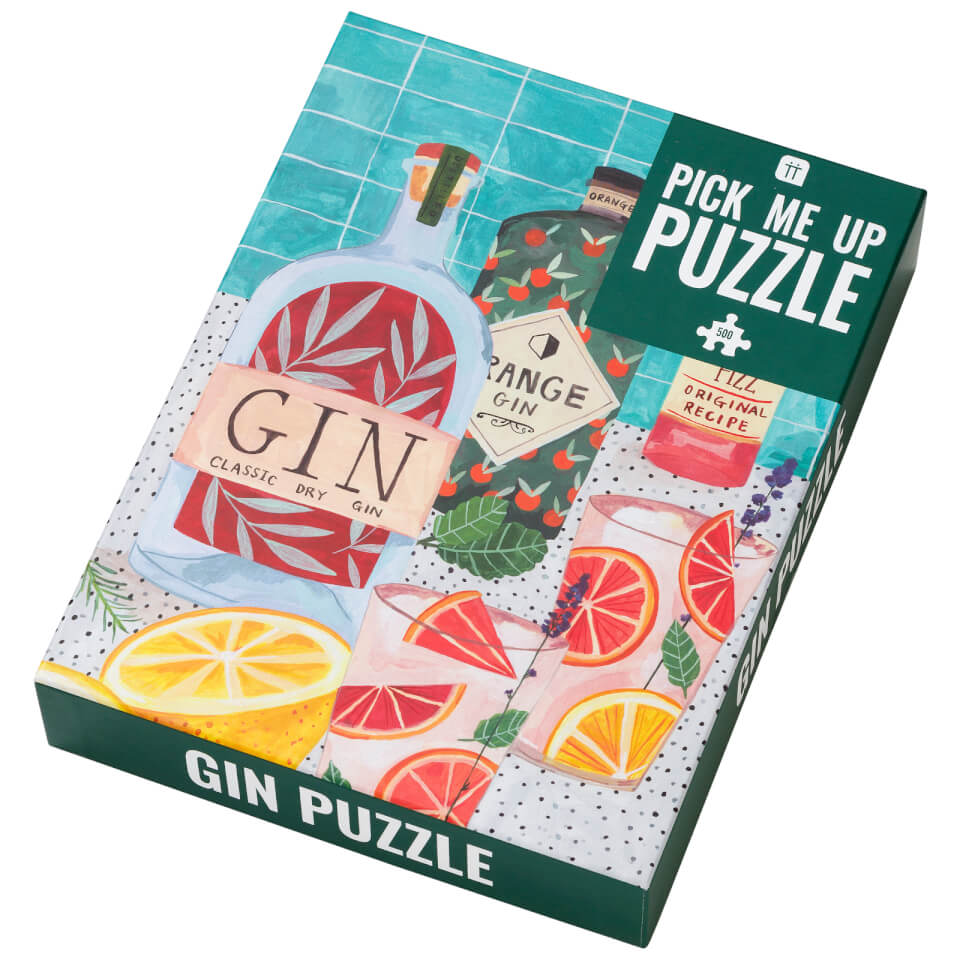 Pick Me Up Gin Puzzle 500 Piece