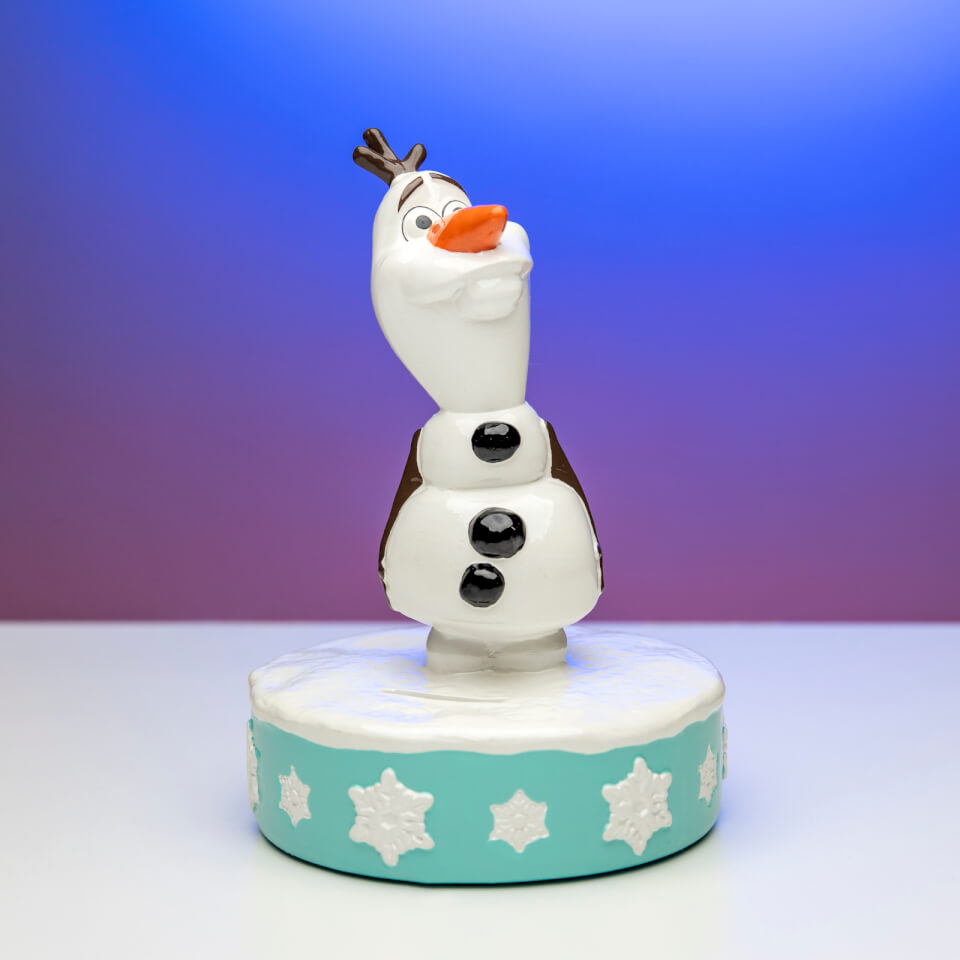 Ausgefallengadgets - Frozen Olaf Money Box - Onlineshop Sowas Will Ich Auch
