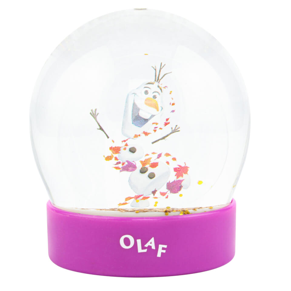 Ausgefallengadgets - Frozen 2 Snow Globe - Onlineshop Sowas Will Ich Auch