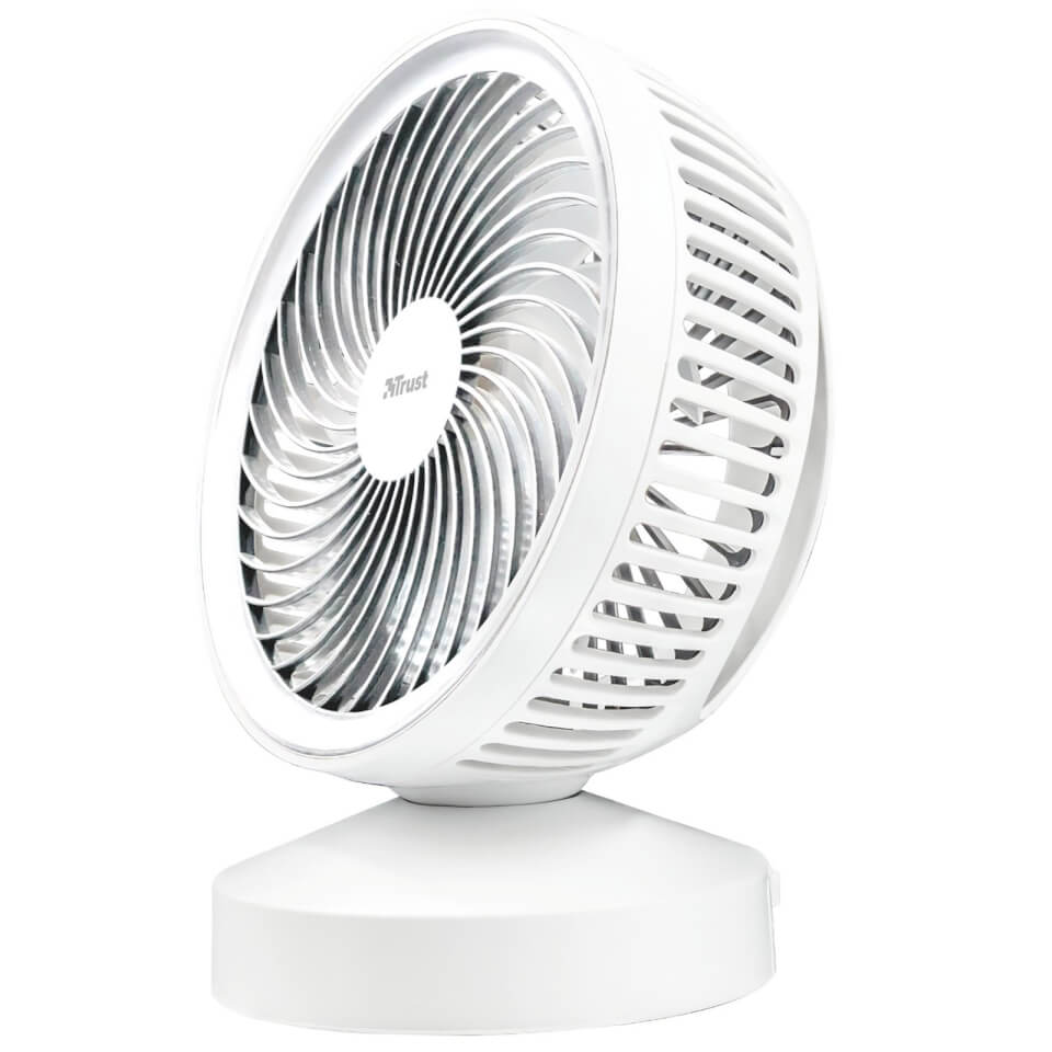 Trust Ventu USB Cooling Fan White