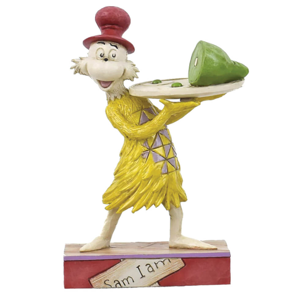 Enesco Dr Seuss The Cat in the Hat and Friends Figurine