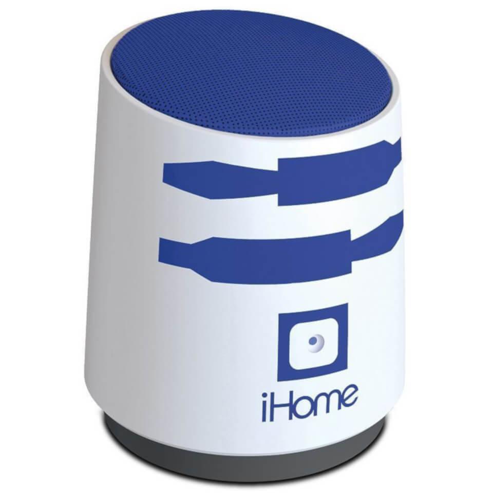 Nützlichfanartikel - iHome Star Wars R2 D2 Mini Speaker - Onlineshop Sowas Will Ich Auch