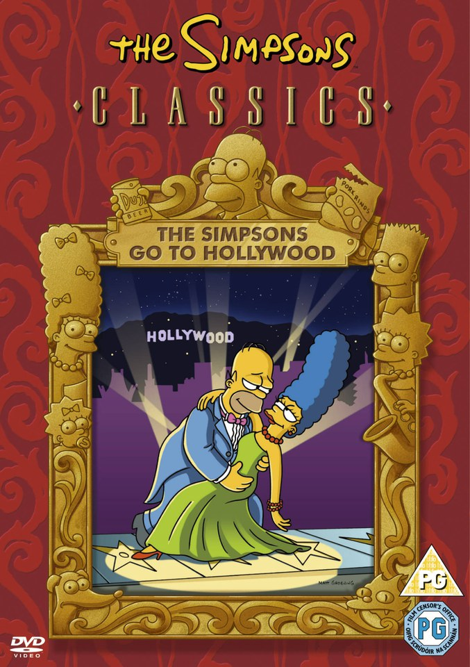 simpsons-go-to-hollywood