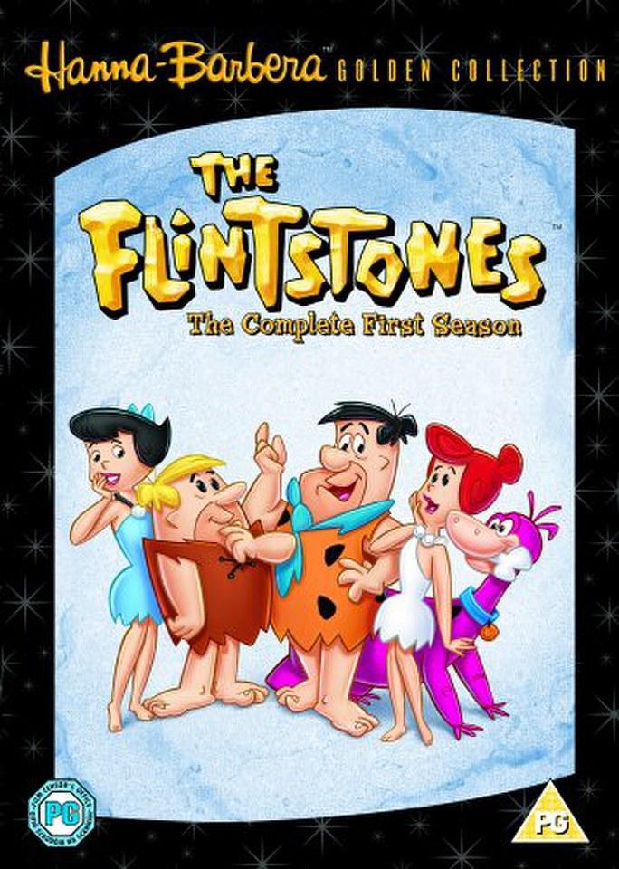 The Flintstones Season 1 Dvd Zavvi