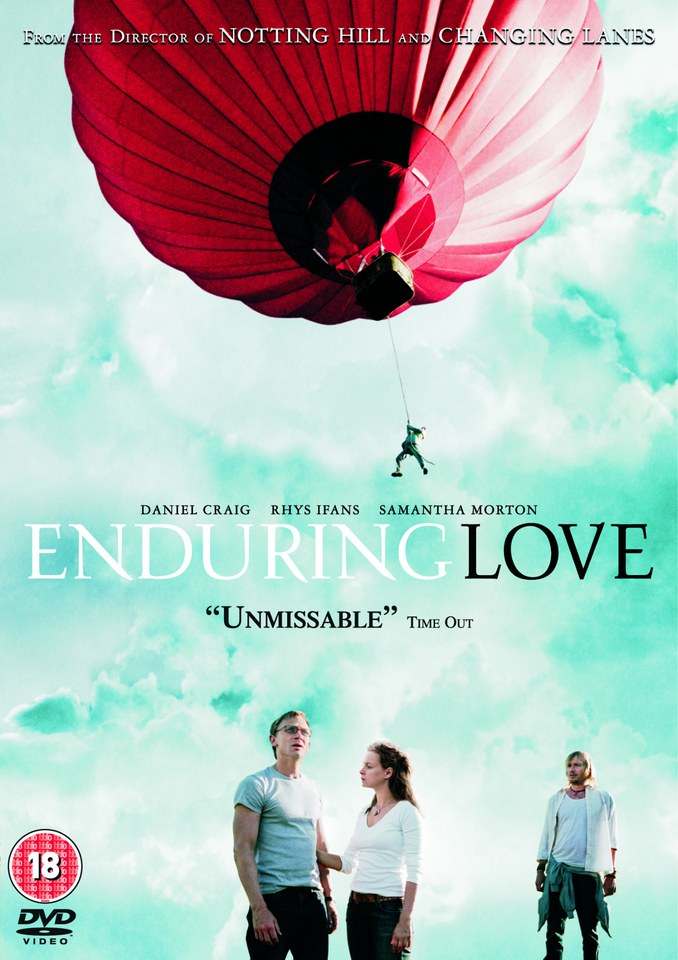 enduring love essays Read this essay on enduring love character profile come browse our large digital warehouse of free sample essays get the knowledge you need in order to pass your classes and more.