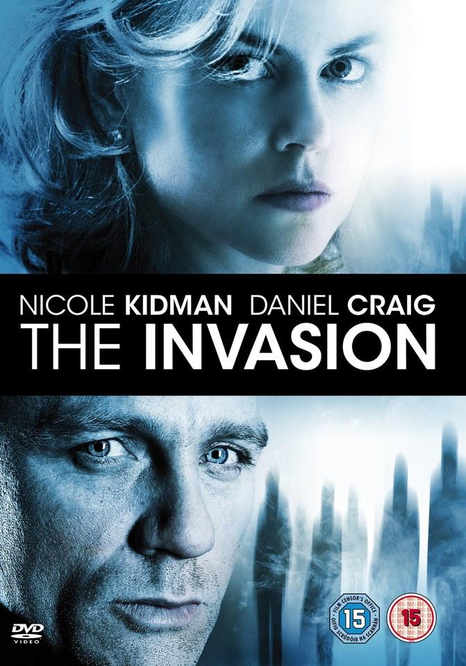 The Invasion Dvd Zavvi