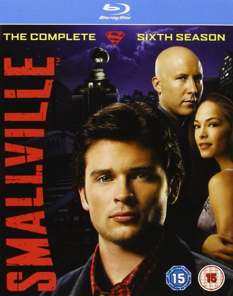 smallville-complete-6th-season