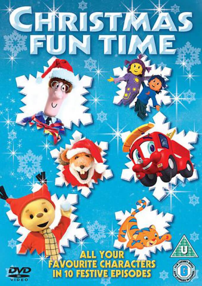 Christmas Fun Time Dvd Zavvi