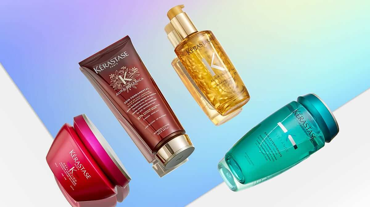 Best Kérastase Products