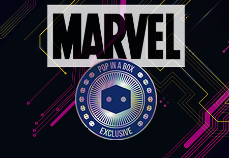 Marvel Pop coming soon
