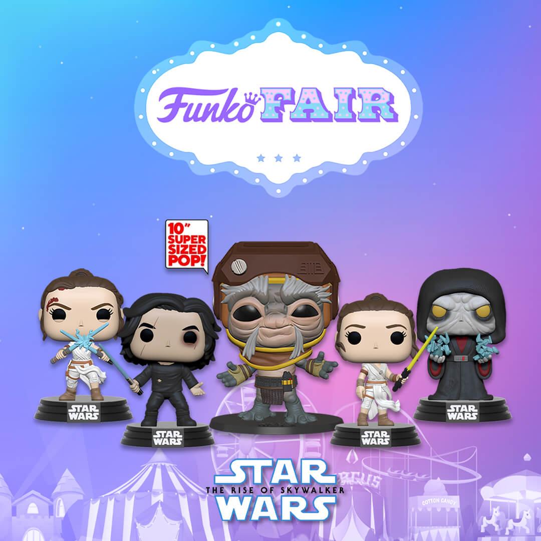Entdecke alle Neues von Funko!