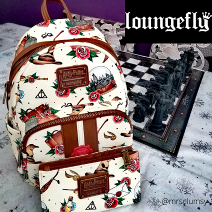 Franchise themed bags and rucksacks!