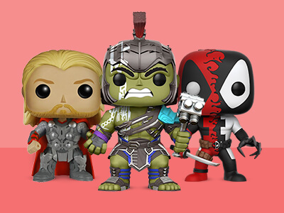 Marvel Pop In A Box