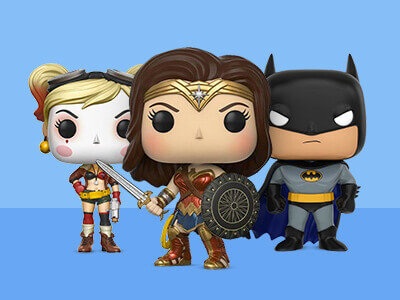 Heroes Pop in a Box