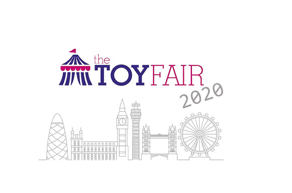 ¡FALTA POQUÍSIMO PARA LA LONDON TOY FAIR 2020!