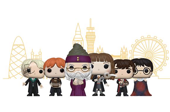 Nouvelles Pops Harry Potter!